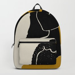 Black Hair No. 11 Backpack
