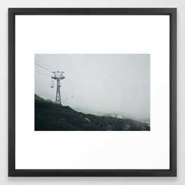 Monte Mucrone 1 Framed Art Print