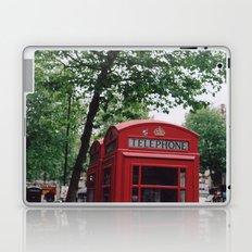 telephone boxes Laptop & iPad Skin