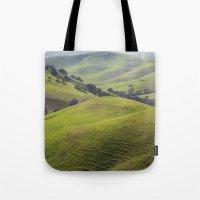 diablo Tote Bags featuring Diablo Hills by Ryan Fernandez Photography