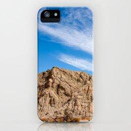 Desert Gold iPhone Case