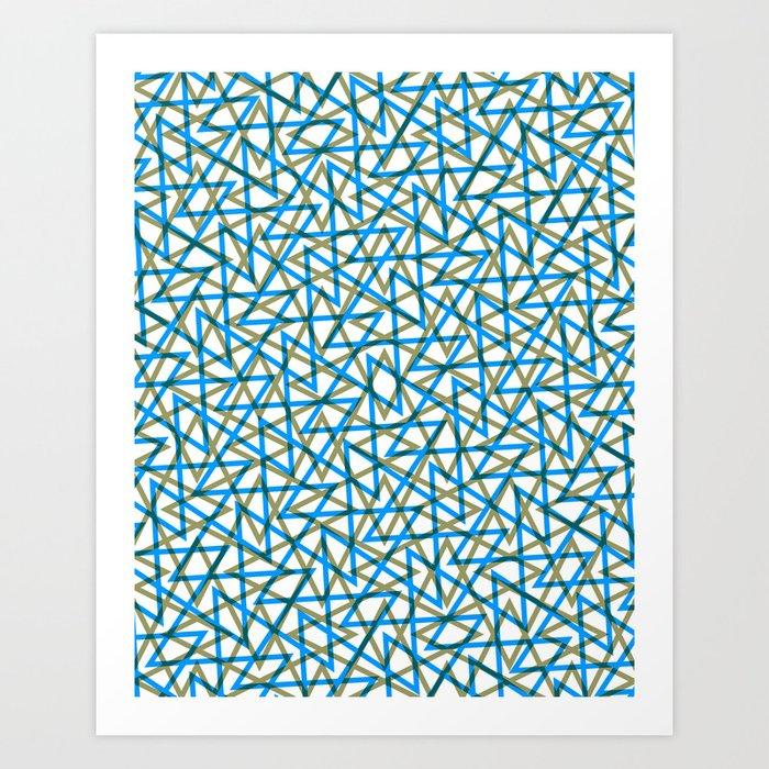 Ziggy Art Print