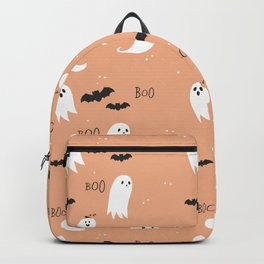 Boo To You - Orange Backpack
