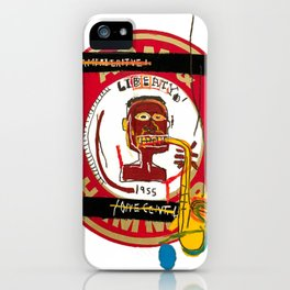 Arm and Hammer iPhone Case