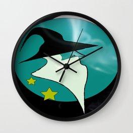 It's a Wizard World Wall Clock