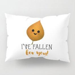 I've Fallen For You - Autumn Leaf Pillow Sham