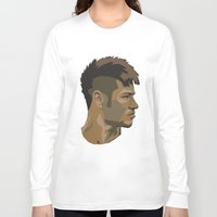 neymar Long Sleeve T-shirts featuring Neymar by The World Cup Draw