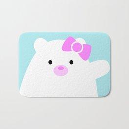 Hello Cub! Bath Mat