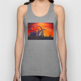 The Fight Unisex Tank Top