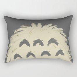 toto ro belly Rectangular Pillow