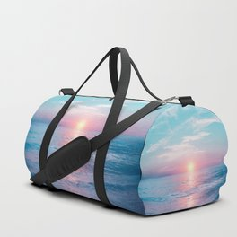 Pastel vibes 13 Duffle Bag