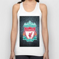 liverpool Tank Tops featuring LIVERPOOL by Acus
