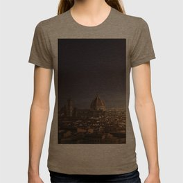 The Basilica di Santa Maria del Fiore. Italy. T-shirt