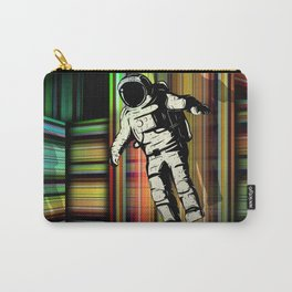 Trapped in Multiple Time Dimension Carry-All Pouch