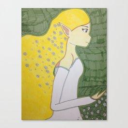 Lovely Titania Canvas Print