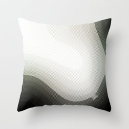 Edged Out Throw Pillow