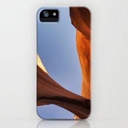 Rattlesnake Canyon, AZ - Bridge iPhone Case