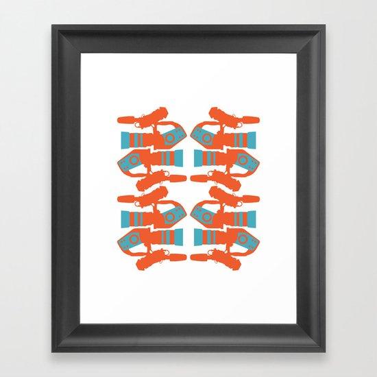 40x40 Framed Art Print