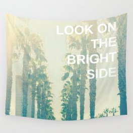 Look on the Bright Side Wall Tapestry
