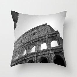 Coliseum Roma. Italy 72 Throw Pillow