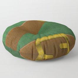 Video Game Poster: Adventurer Floor Pillow