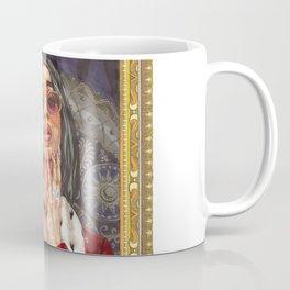 Bacardi I on her Imperial Throne Coffee Mug