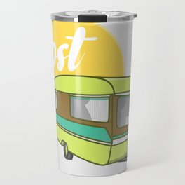 Caravan Lost Travel Mug