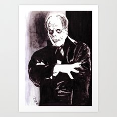 The Phantom Art Print