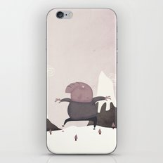 pestiferous gum trees  iPhone & iPod Skin