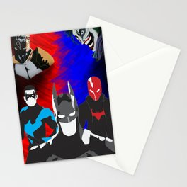 Nightwing, Red Hood Stationery Cards