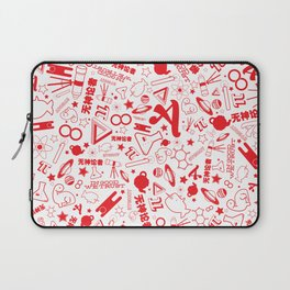 Scarlet A - Version 1 Laptop Sleeve