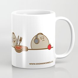 Eggman Comics - Fat Coffee Mug
