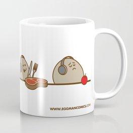 Eggman Comics - Fat Coffee Mug