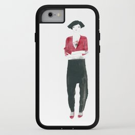 The Sartorialist Sketches 7 iPhone Case