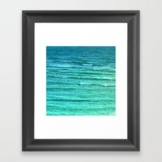 Sea of Indifference Framed Art Print
