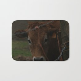 Cow Bath Mat