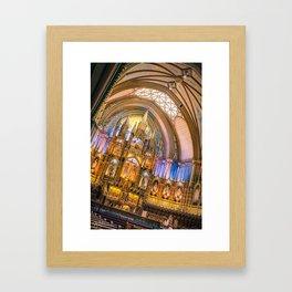 Splendid Religion Framed Art Print