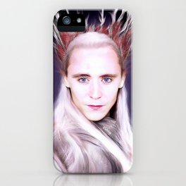 Loki - There Are No Men Like Me XV iPhone Case