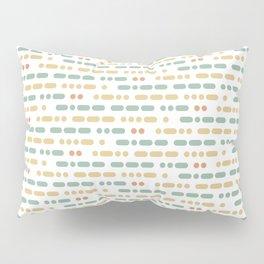 I Love You Morse Code Pillow Sham