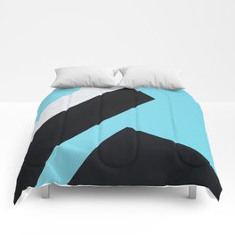 Abstract Architecture Comforters