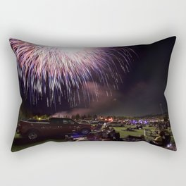 Happy 4th of July '12.  Rectangular Pillow