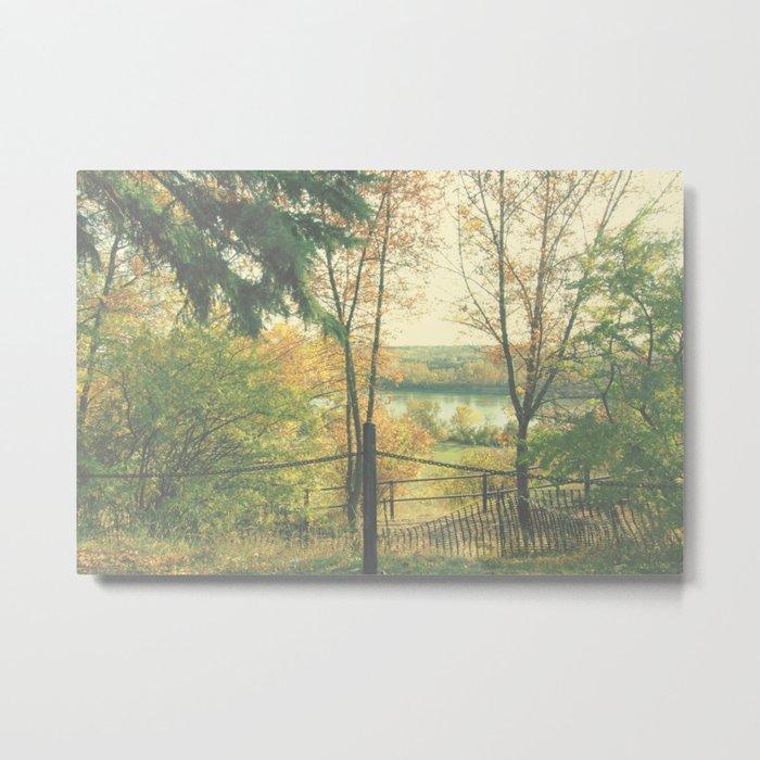 Another gorgeous Autumn day Metal Print