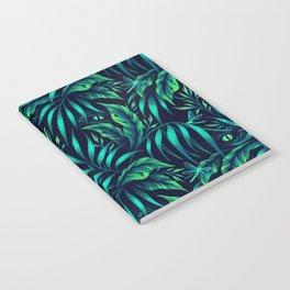 Jurassic Jungle - Green Notebook