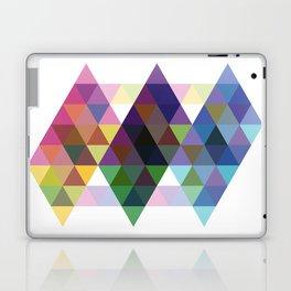 Fig. 034 Colorful Diamonds Laptop & iPad Skin