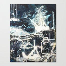 """Washed Ashore"" Canvas Print"