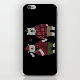 My Bear Valentine iPhone Skin