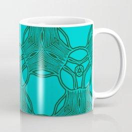 pattern azbuki 2 Coffee Mug