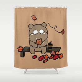 CoCo's Autumn mood Shower Curtain