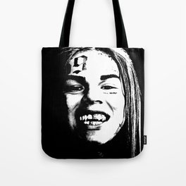 6ix9ine Tote Bag