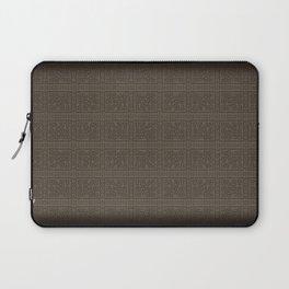 Maya pattern 2  Laptop Sleeve